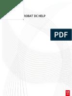 Acrobat Reference Manual