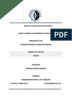 Ensayo Mantenimiento Industrial -Serrano Gonzales Jaqueline Adriana