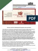 140 anos, Ora Pois! A Beneficência Portuguesa conta sua história
