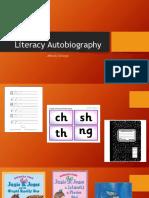 literacy autobiography