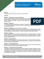 ISP Final Report Guidance Spring 2018
