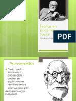 Perpesctivas Psicoanalitica