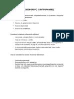 estados financieros de la compañía Comercial J.B.B