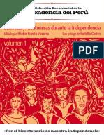 Guerrillas Montoneras Vol 1
