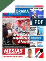 Diario Cajamarca 29-11-2018