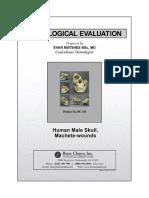 Osteological Evaluation
