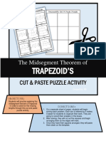 Trap Cut and Paste Activity