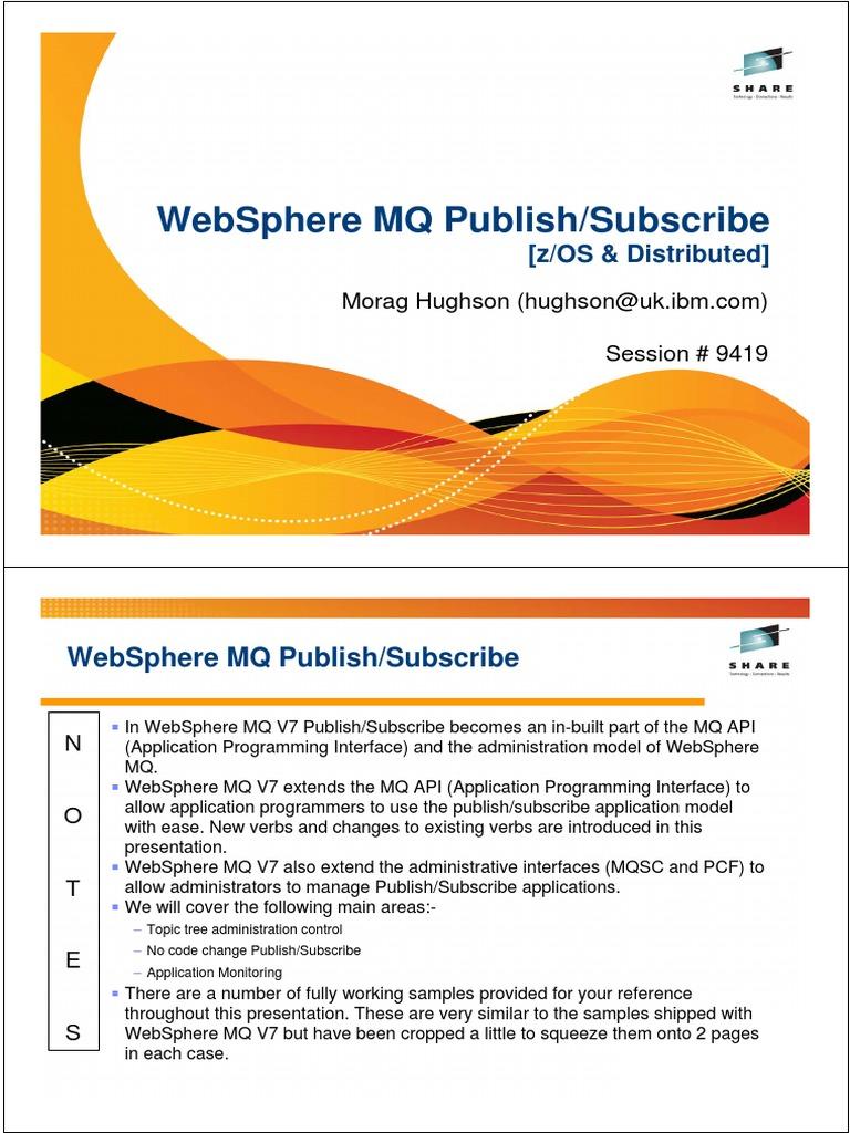 PubSub | Subscription Business Model | Stocks