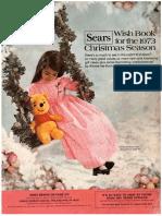1973 Sears Christmas Book