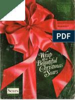 1981 Sears Christmas Book