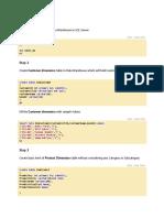 dataware house testing