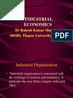 Industrial Eco & Io