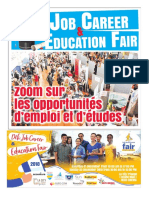 Défi Job and Career Education Fair 2018