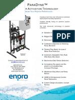 ParaDyne Brochure Technical Bulletin 20011-1