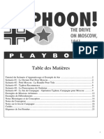 Typhoon Playbook