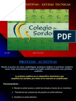 Protesis Auditivas Ayudas Tecnicas