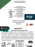 Exposicion de Acueductos-Valvulas (1)