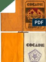 Crowley Cocaine Rare Scan