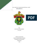 Rmk Penyelesaian Audit Dan Tanggung Jawab Pasca Audit