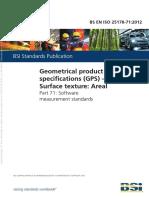 BS EN ISO 25178-71