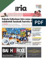 047. Geuria aldizkaria - 2018 abendua