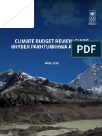 Climate Budget Review Guide Khyber Pakhtunkhwa Assembly - UNDP in Pakistan
