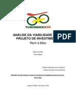 Análise Da Viabilidade de Um Projeto de Investimento
