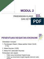 Modul 2 Perekonomian 2 Sektor v2
