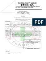 3. Form Standar Peraturan Direktur