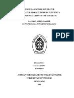 13163111-Laporan-PENGUJIAN-ROTOR-DAN-STATOR-GENERATOR-SINKRON-50-MW.pdf