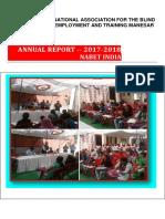 Nabet India Annual Report 2017-2018 (1) (1)