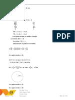 Resolução Teste 2 1P 6ºano