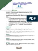 Jornadas Sector Cárnico_programa Definitivo