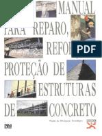 1992 LIVRO Paulo Helene Manual para Reparo Reforco e Protecao de Estruturas de Concreto.pdf