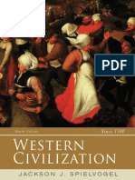 Western Civilization Spielvogel Ninth Edition
