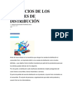 Beneficios de Los Canales de Distribución