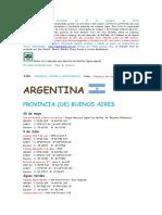 Campings América Do Sul