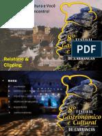 Relatório e Clipping Festival 2018
