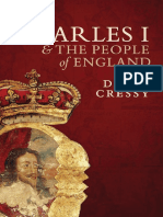David Cressy-Charles I and the People of England-Oxford University Press (2015)