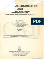 O.P. Khanna for Project Managment