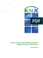 KNX Introduction Flyer En