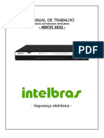 Manual HDCVI 1032