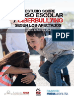 III Estudio sobre acoso escolar y ciberbullying