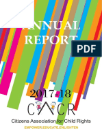 NGO CACR Annual Report 17-18