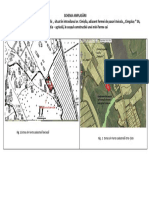 Schema sectorului de teren de pășune pentru amplasarea unei ferme de cai în regiunea iazului Japari, or. Cimișlia