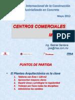 Centros Comerciales en Mexico