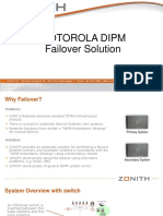 ZONITH Dimetra Micro Fail Over Solution[1]