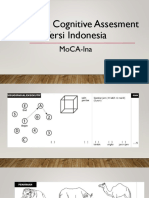Montreal Cognitive Assesment Versi Indonesia
