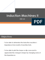 EEE 43 DC II-8 Induction Machines II v2