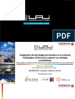 Metalurgia-Solar Workshop I
